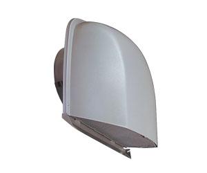 大建プラスチックス DK-100SNSBD L型フード網付(防音型・防火ダンパー付) ※受注生産 DaikenPlastics