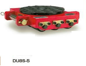 【ダイキ DAIKI】 スピードローラー 低床タイプ DU6S-3 超低床型 能力3t