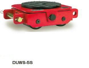 【ダイキ DAIKI】 スピードローラー 低床タイプ DUWS-3S スペシャル型 能力3t