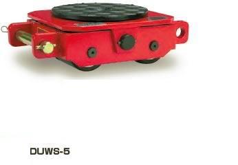 【ダイキ DAIKI】 スピードローラー 標準タイプ DUWS-5 スペシャル型 能力5t