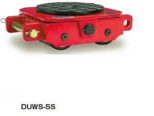 【ダイキ DAIKI】 スピードローラー 低床タイプ DUWS-5S スペシャル型 能力5t