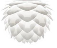 ELUX エルックス 02007-FL-WH ヴィータ シルヴァ フロアライト(スタンド色:ホワイト)(電球別売)