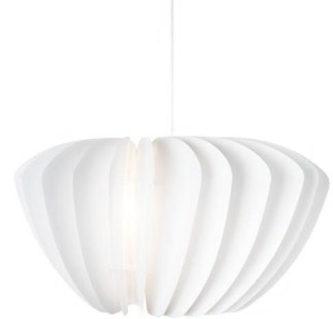 ELUX エルックス 02039-WH ヴィータ ファセッタ 1灯ペンダント(ホワイトコード)(電球別売)