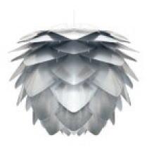 ELUX エルックス 02054-WH ヴィータ シルヴァ ミニ スチール 1灯ペンダント(ホワイトコード)(電球別売)