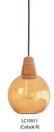 ELUX エルックス LC10911 ル チェルカ コルックR 1灯ペンダントライト(電球別売)