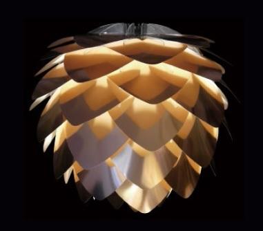 ELUX ペンダントライト コニア コパー 02032-WH 1灯タイプ コード色 ホワイト 電球別売