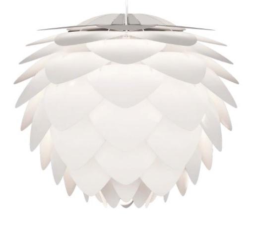 ELUX ペンダントライト シルヴィア 02007-WH-3 3灯タイプ コード色 ホワイト 電球別売