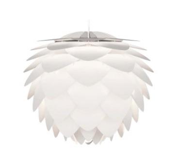 ELUX ペンダントライト シルヴィア ミニ 02009-WH 1灯タイプ コード色 ホワイト 電球別売