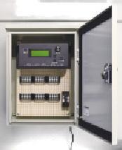 グローベン C10GZ400 公共用灌水コントローラー 4系統 H300 W400 D160