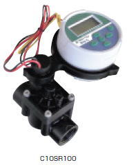 グローベン C10SR150 プロSコントローラー 電磁弁付 40A用 H210 W210 D175