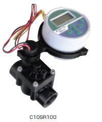 グローベン C10SR200 プロSコントローラー 電磁弁付 50A用 H210 W210 D175