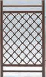 グローベン A60FC020EA 燻竹枝折戸 W600 H1000