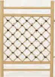 グローベン A60FF076 アルミ柱用枝折戸 W750 H850