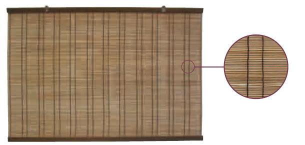 グローベン A60TJH170B 天然竹茶 すだれ (折釘2本付) H1700×W880