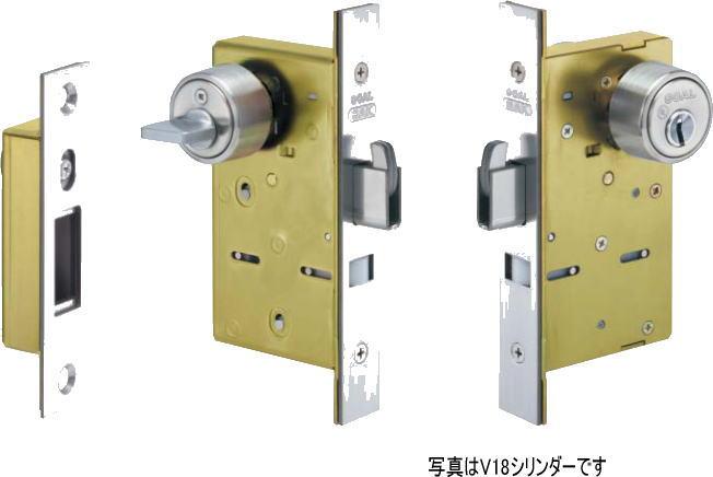 ゴール(GOAL) P-SAK-5 BS51mm 扉厚(DT)33~43mm
