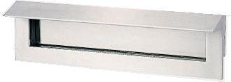 ハッピー金属 コパーク COPARK(防滴型戸建ポスト) 560-1 ポストぐちタイプ 後取出し