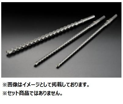 ハウスビーエム HouseBM SLD-25.0D 六角シャンクドリル(ハンマードリル用) SLDタイプ(スーパーロングサイズ) 刃先径:25.0mm 1入