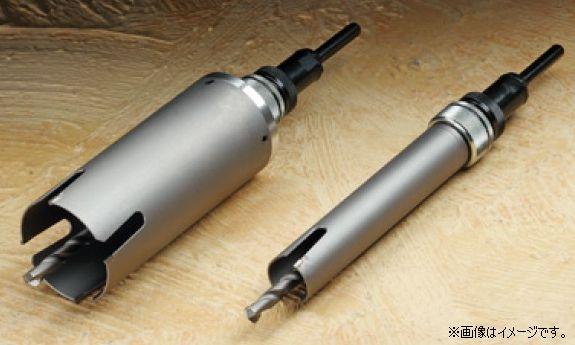 ハウスビーエム HouseBM SWC-50 サイディング・ウッドコアドリル(回転用) SWCタイプ(フルセット) 刃先径:50Φ 1入