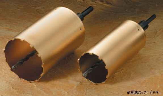 ハウスビーエム HouseBM AMC-200 スーパーハードコアドリル(回転用) AMCタイプ(フルセット) 刃先径:200Φ 1入