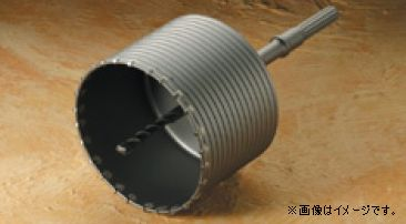 ハウスビーエム HouseBM HMB-204 ヒューム管コアドリル(ハンマードリル用) HMBタイプ(ボディのみ) 刃先径:204Φ 1入