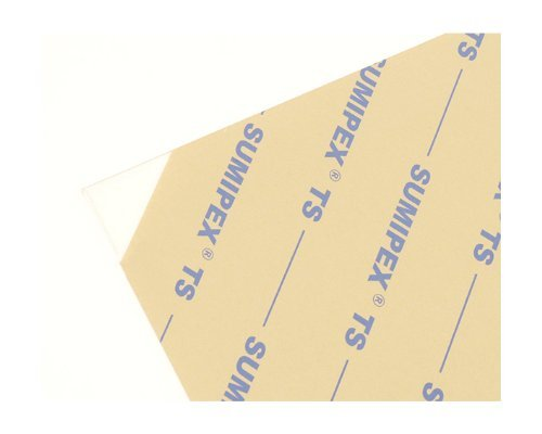 アイテック KAC9093-1 アクリル板透明 2枚入