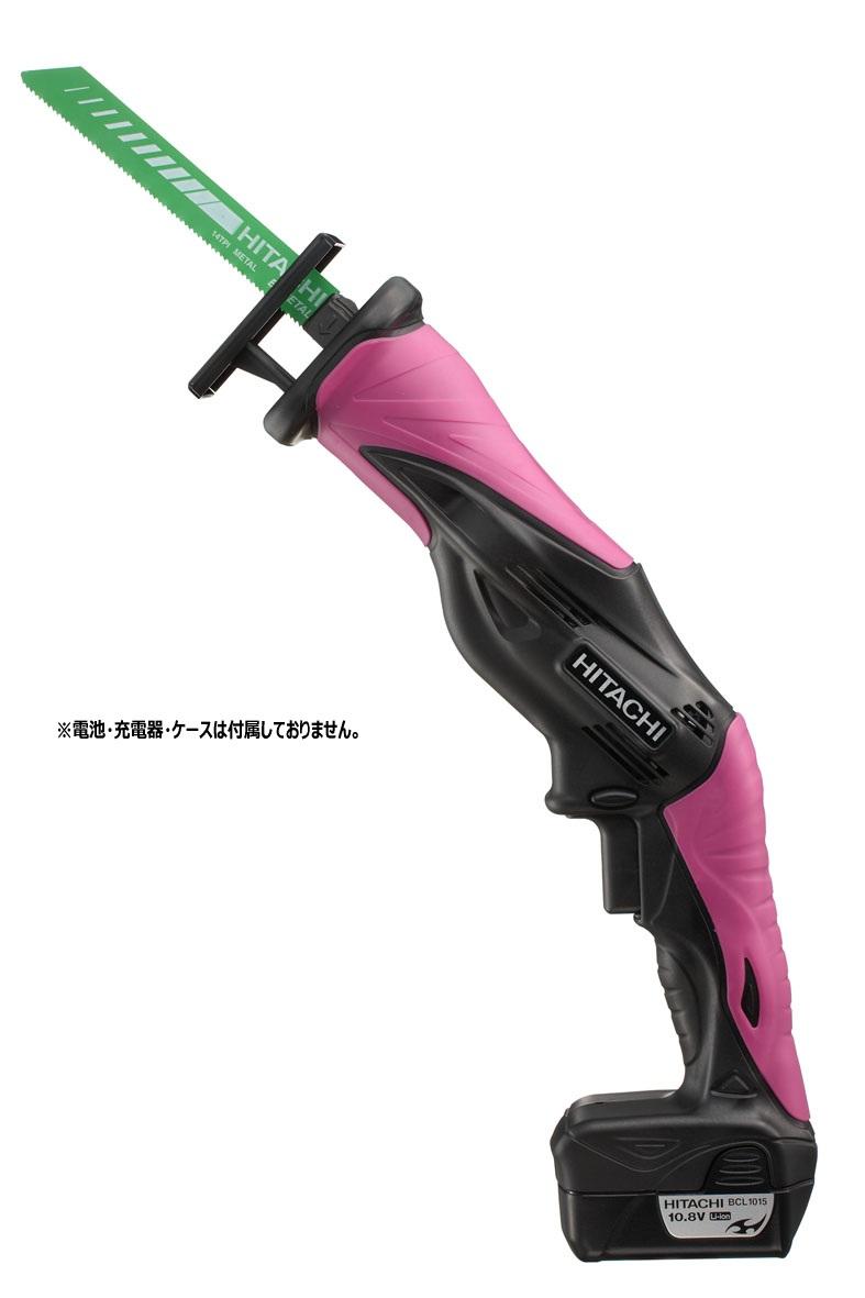【日立工機 HITACHI】 コードレスセーバソー CR10DL (NN) 10.8V 電池・充電器・ケース別売