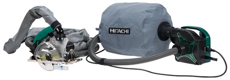 HiKOKI(旧日立工機) 丸のこ集じんセット RSC5YB3 (S) 石こうボード用チップソー付