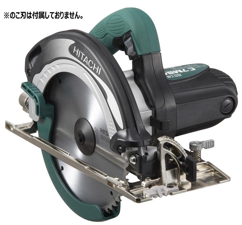 【日立工機 HITACHI】 丸のこ C7MB4 (N) のこ刃径190mm LEDライト付・のこ刃別売