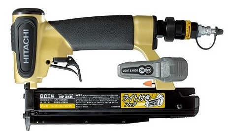 HiKOKI(旧日立工機) NP35H 高圧ピン釘打機(ケース付)