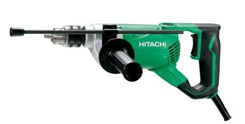 HiKOKI(旧日立工機) DW30YA 正逆転木工用ドリル (チャックハンドル・サイドハンドル・ストッパ組)