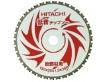 日立工機 チップソー 0032-9036 軟鋼材用 外径:180mm HITACHI