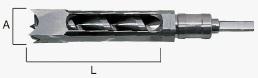HiKOKI(旧日立工機) 959118 30mm(1寸) BS30、BS30SA用角のみ組