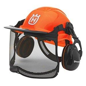 ハスクバーナ・ゼノア フォレスト ヘルメット ファンクショナル一式 576412401 EN397適合