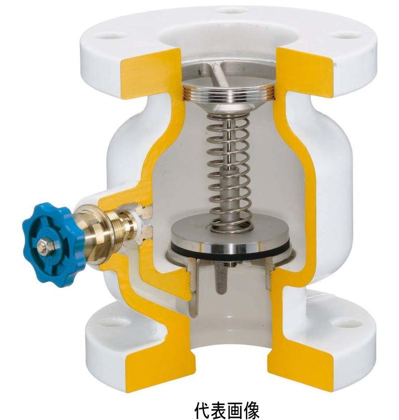 イシザキ SMC-105-FTS 2_1/2インチ スモレンスキフートバルブ(SMC-FTS型)