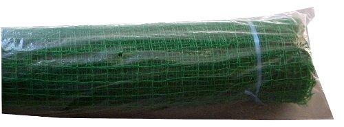 ダイオ化成 野球ネット(37.5ミリ目) 巾2M 30M巻 緑 バッティングネット 4960256300827