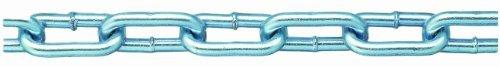 ニッサチェイン 鉄ユニクロ ヘビーリンクチェーン 参考使用荷重200kg 30m R-IW55 4968462158416