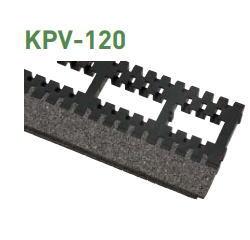 JOTO 城東テクノ 断熱除湿キソパッキン KPV-120(10入1ケース)