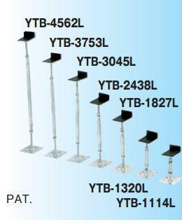 JOTO 城東テクノ 鋼製束 YTB-2438L(25入1ケース)