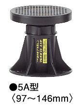 フクビ マルチポスト 5A型 97~146mm MPST5A(100入1ケース)