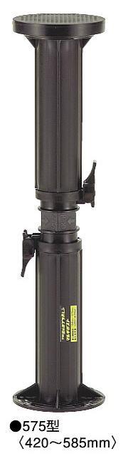 フクビ マルチポスト 575型 420~585mm MPST575(30入1ケース)