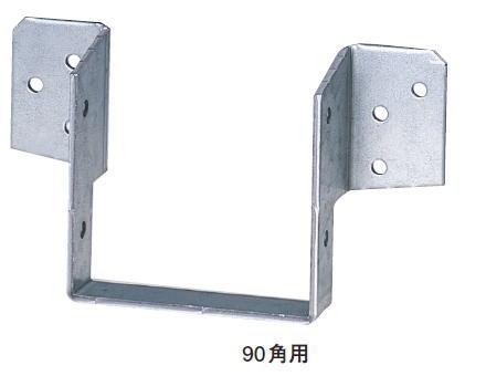タナカ 外折り大引き受け金物90 AB4906(30入1ケース)