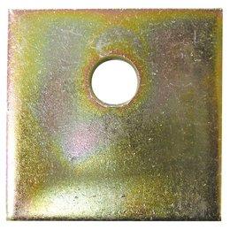 タナカ 偏芯角座金 M16 t9×80×80(50入1ケース)