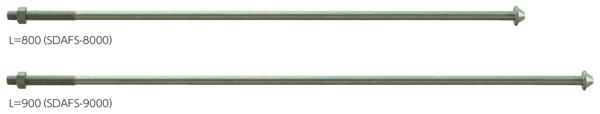 カナイ 高耐力50フィストアンカー M16×800 200-1425(15入1ケース)