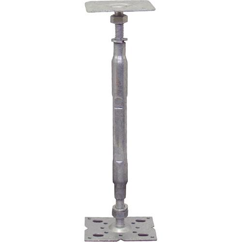 (20本入) タカヤマ金属 フラットTD鋼製束 630タイプ 571~704mm