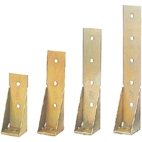 (10個入) Zマーク金物(Z) Zホールダウン金物 HD-B10クロメートメッキ 3.2×80×220mm