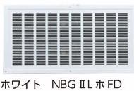 (12枚入) カナイ ニュービッグ2軒裏換気金物 L NBG 2 LFD ホワイト 302cm2