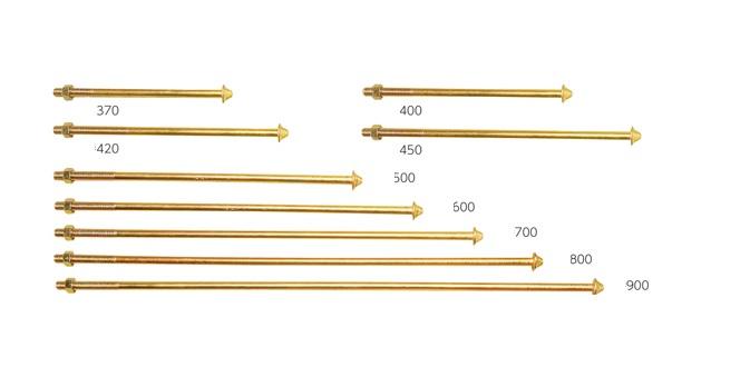 カナイ フィストアンカーボルト M16×600 AFS-5600 000-8706(20入1ケース)