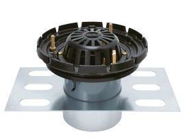 カネソウ EDSRW-1-125 ルーフドレン EDSRW-1 呼称 125mm ( 5インチ )