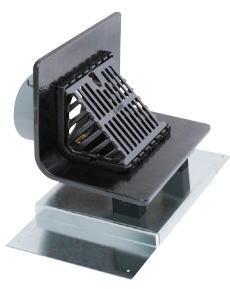 カネソウ EDUXH-150 ルーフドレン EDUXH 呼称 150mm ( 6インチ )