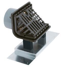 カネソウ EDUXC-125 ルーフドレン EDUXC 呼称 125mm ( 5インチ )